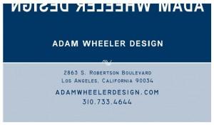 AdamWheelerDesign