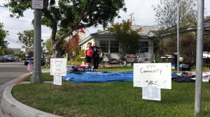 alamitos heights yard sale